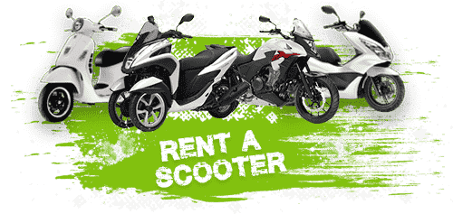 Rent bikes and motorbikes in Samui