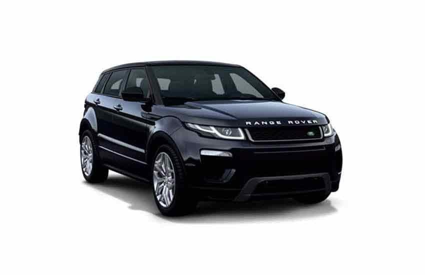 Аренда джипа Range Rover Evoque в прокате на Самуи