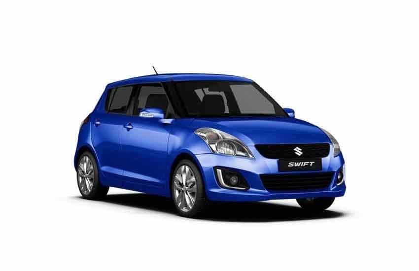 Suzuki Swift Rentals in Samui