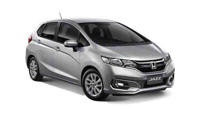 Honda Jazz for rent in Samui