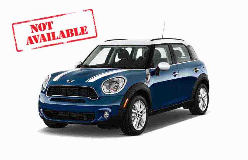 Аренда авто Mini Cooper в прокате на Самуи
