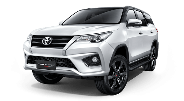 Toyota Fortuner New For Rent Koh Samui