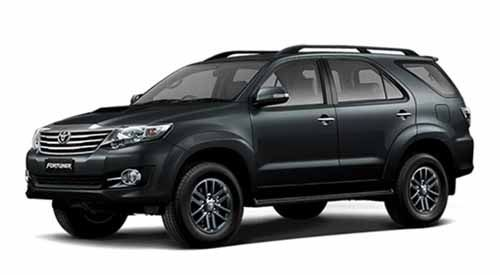 Vehicle Toyota Fortuner Old for rent in Samui, Тойота Фортюнер в прокат на Самуи