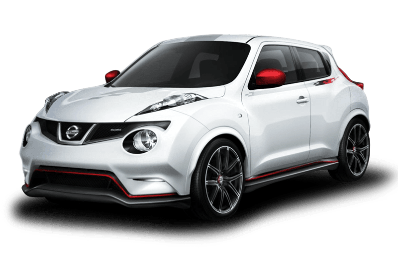 Nissan Juke for rent in Samui island