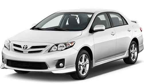 Vehicle Toyota Corolla Camry for rent in Samui, Тойота Королла Камри в прокат на Самуи