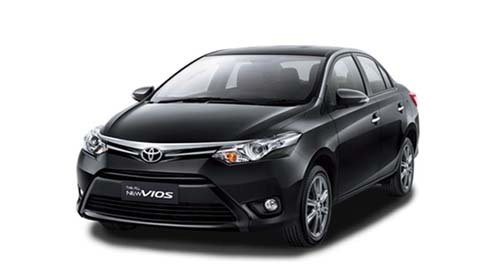 Vehicle Toyota Vios for rent in Samui, Тойота Виос в прокат на Самуи