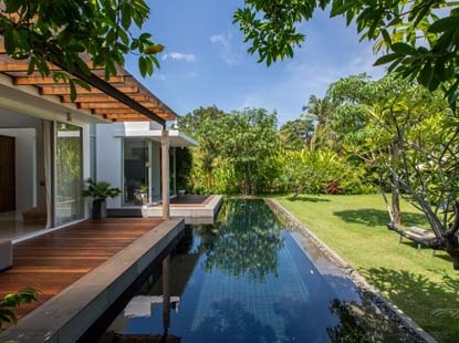 Rent a villa in Samui