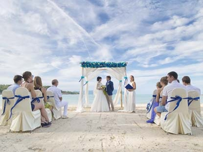 Weddings and photo shoots on Samui
